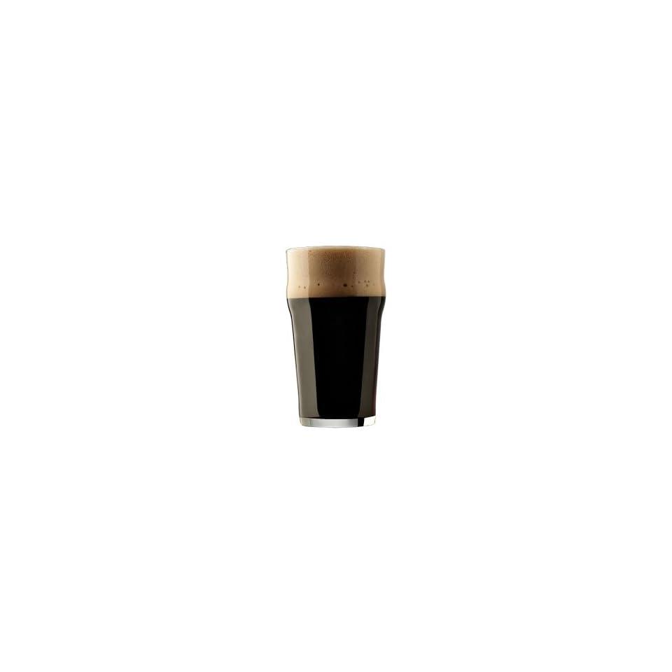 Libbey 14806HT Heat Treated 16 oz English Pub Glass   36 / CS