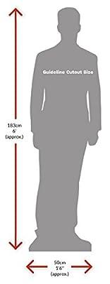Denzel Washington Life Size Cardboard Cutout Real Stand Up