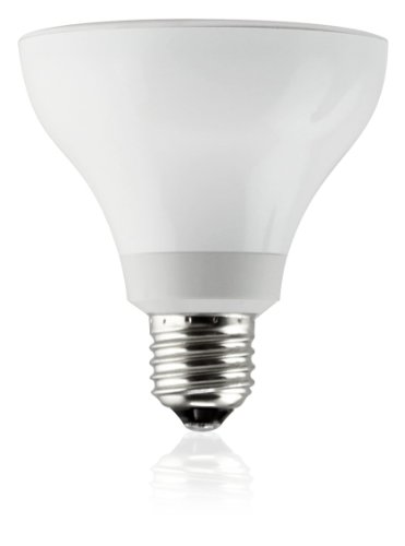 Sunsun Lighting Si-Par30D13-30Wh/S/36 Par30 Led Dimmable Spot Light Bulb With Short Neck, Soft White