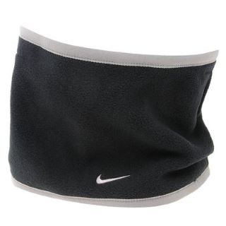 Nike Boys Girls Fleece Neck Warmer Black Snood Scarf Winter Sports Gaiter Wrap Style Snood. With a fleece knit design and a pull on design in a warm fleece fabric with added embroidered Nike .