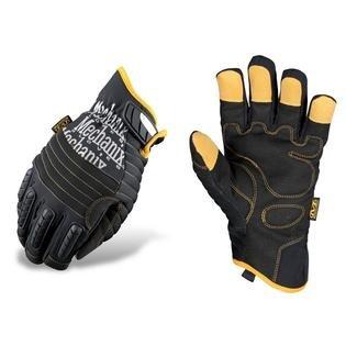 Mechanix Wear MCW-WA-011 Gloves, X-Large