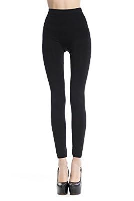 Franato Women's High Waist Tights Pants Slimming Leggings