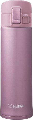 Zojirushi SM-KHE48PT Stainless Mug, 16-Ounce, Lavender/Pink (Zojirushi Mug Lavender compare prices)
