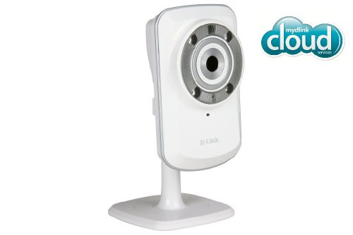 D-Link DCS-932L Wireless N Tag/Nacht Home IP Kamera