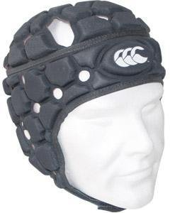 Canterbury Ventilator Junior Rugby Head Guard (Black,Medium Boys)