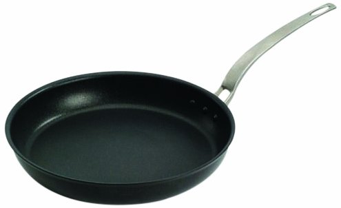 Matfer Bourgeat 668524 Elite Pro Special Aluminum Fry Pan with Induction Bottom