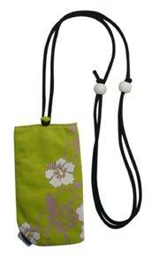 Housse universelle Pouchflower green
