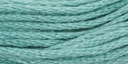 Coats & Clark Six Strand Embroidery Floss 8.75 Yards Aquamarine Dark C11-6186; 24 Items/Order