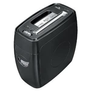 Fellowes P-12C Cross-Cut Shredder with SafeSense - Black (3401001)