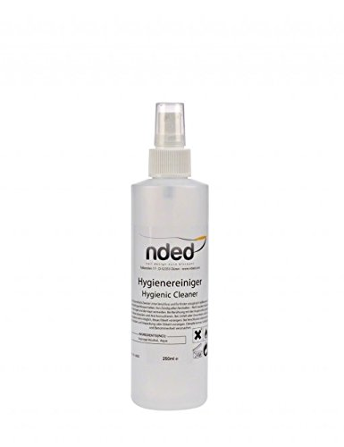 Spray hygiénique désinfectant NDED 250 ml - Pro gel uv