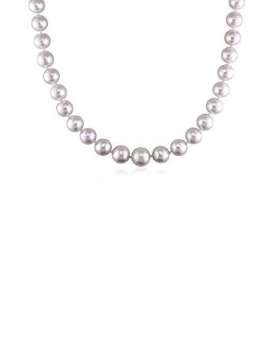Michiko 9-10 mm White South Sea Pearl Princess-Length Necklace