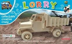 Cheap China Towins Gifts & Toys 3d Wooden Puzzle-lorry (B003ENZ7P8)