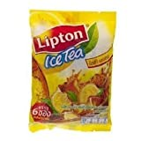 Lipton Iced Tea Mix Lemon 90g. [Pack of 6 X 15g.]