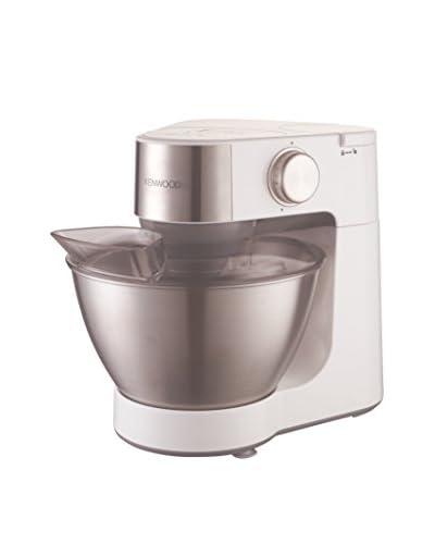 Kenwood Robot De Cocina KM242 Plata/Blanco