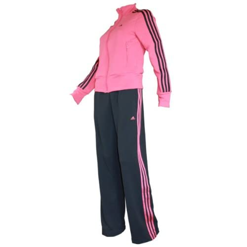 adidas damen trainingsanzug freizeitanzug jogginganzug. Black Bedroom Furniture Sets. Home Design Ideas