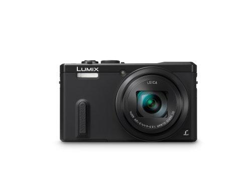 Panasonic Lumix DMC-TZ60EB-K Compact Digital Camera - Black (18.1MP, 30x Optical Zoom, High Sensitivity MOS Sensor) 3 inch LCD (New for 2014)