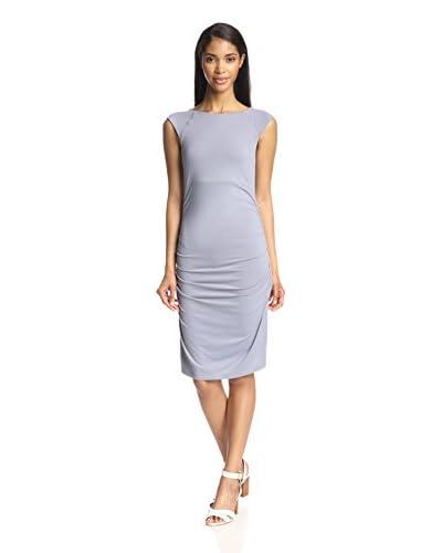 Susana Monaco Women's Mock Raglan Ruched Dress