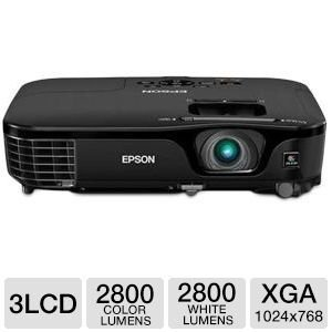 Epson EX5210 XGA 3LCD Projector Refurbished