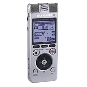 Olympus DM-620 Digital Voice Recorder - 142665