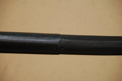 Bokken: Japanese Wooden Sword- Model #2 (Black) !! Arts ...