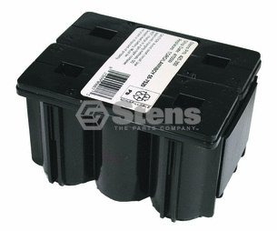 Stens 425-350 12-Volt Walk Behind Lawn Mower Battery Replaces Toro 55-7520 picture