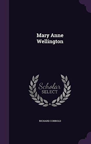 Mary Anne Wellington