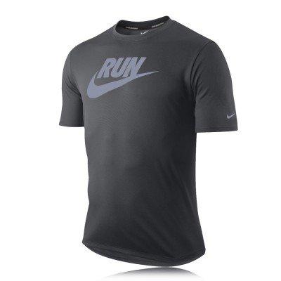 Nike Legend Run Swoosh Running T-Shirt