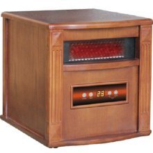 American Comfort ACW0037WT Gold Line with Charcoal Filter Infrared Heater, Tuscan photo B005ZAOLJQ.jpg