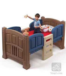 Step 2 Twin Bed front-1027654