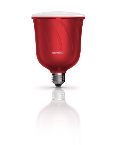 Pulse Dimmable Led Light With Wireless Bluetooth Satellite Speaker (Single), Powered By Jbl