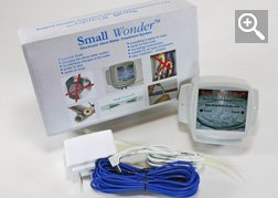 SMALL WONDER electronic hard water treatment system