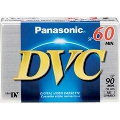Jvc Gr-Dvl805U Camcorder 60 Minutes Mini Dv Video Cassette - Replacement By Panasonic