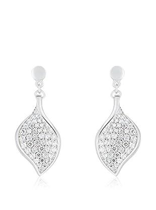 Bijoux pour tous Pendientes plata de ley 925 milésimas