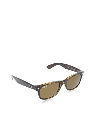 Ray-Ban Gafas de Sol Polarized 2132 _902/57 NEW WAYFARER (55 mm) Marrón Medio