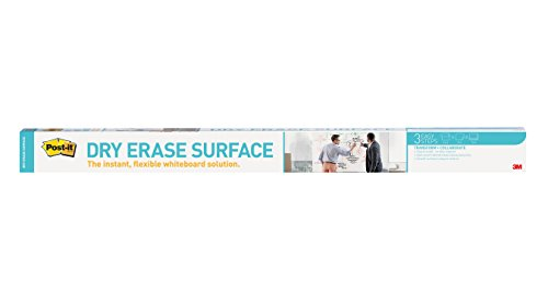 Post-It 6 X 4 Feet Dry Erase Surface (Def6X4)