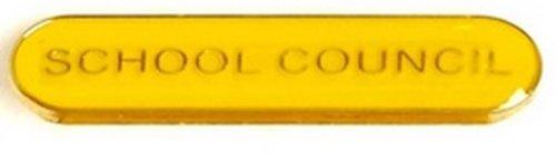 school-council-metal-pin-badge-yellow-sb012y
