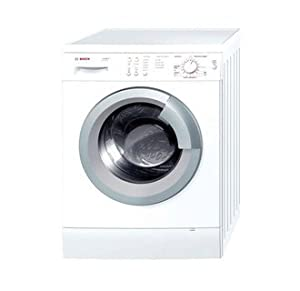 Bosch WAS20160UCAxxis 2.2 Cu. Ft. White Stackable Front Load Washer