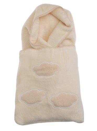 "NaturaPura Organic Cotton 3-in-1 Blanket, ""Clouds"""
