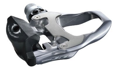 Shimano PD-5700 105 Road Bike Pedals, Silver