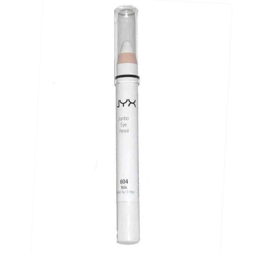 NYX Jumbo Eye Pencil in Milk, .18 oz.