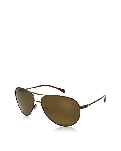 Nike Men's Vintage Aviator Sunglasses, Satin Walnut