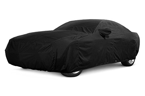 CarsCover 2005-2014 Ford Mustang Custom Fit Car Cover Xtrashield Black Covers