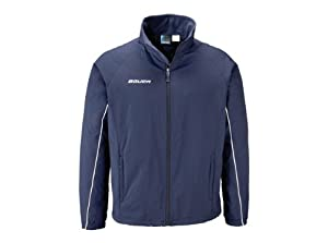 Bauer Lightweight Senior Hockey Warm Up Jacket by Bauer