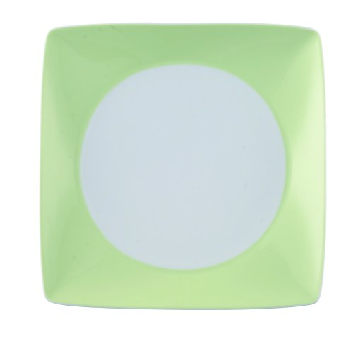 Buy Thomas by Rosenthal No:Limit Pastel Green Salad/Dessert, Square Flat