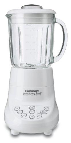 Cuisinart Bfp-703 Smartpower Duet Blender And Food Processor, White