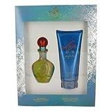 Live Luxe by Jennifer Lopez Gift Set -- 3.4 oz Eau De Pafum Spray + 6.7 oz Shimmering Body Lotion (Women)