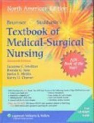 Brunner and Suddarth's Textbook of Medical-Surgical Nursing: 2v. Text, Study Guide and Handbook Pkg