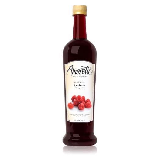 Amoretti Premium Raspberry Syrup (750mL)