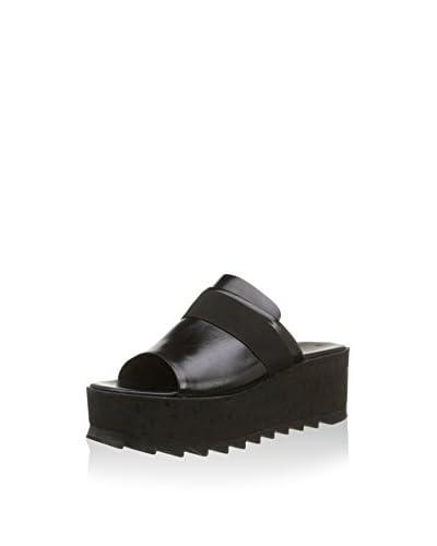 ELIZABETH STUART Sandalo Zeppa Turbie 304 [Nero]