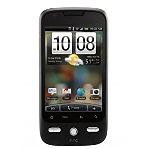 HTC Droid Eris Verizon Phone 5MP Camera, MP3 Player, Wi-Fi, Bluetooth (Black) B